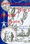 the american boys handy book gelett burgess children's book awards