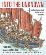 into the unknown gelett burgess children's book awards