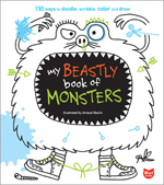 my beastly book of monsters gelett burgess children's book awards